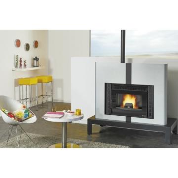 po les pellets serre et fils distributeur de chaleur. Black Bedroom Furniture Sets. Home Design Ideas
